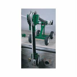 Greenlee® Ultra Tugger® 6800 Cable Puller Package, 8000/6500 Lb, 9 Ftpm At No Load, 8 Ftpm At 2000 Lb, 7.5 Ftpm At 4000 Lb, 7 Ftpm At 6000 Lb, 6 Ftpm At 8000 Lb, 7/8 In Dia Double Braided Polyester Composite Rope, 1-1/2 Hp, 120 Vac, 20 A, 60 Hz