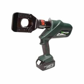 Greenlee® Gator® Esg45L11 Battery Powered Acsr Cable Cutter Kit, 1500 Kcmil Aluminum/Copper, 1590 Kcmil Acsr Cutting, 18 Vdc, 3 Ah Lithium-Ion Battery