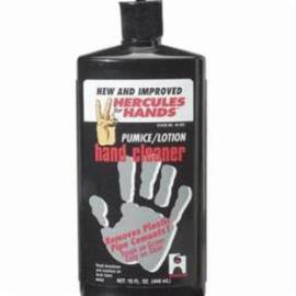 HERCULES® 45325 HAND CLEANER, 16 FL-OZ, LIQUID, PLEASANT, GRAY