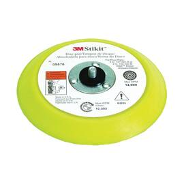 Hookit™ Stikit™ 051144-05576 05576 Medium Density Disc Pad 6 In Dia