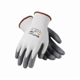 PIP® Atg® Maxifoam™ 34-800/Xl Premium Cut-Resistant Gloves, Xl, Nitrile Palm, Gray/White, Seamless, Nylon