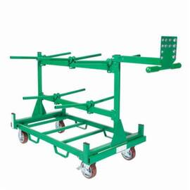Greenlee® Gmx-910K Wire Dispenser Cart Kit