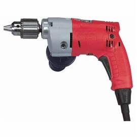 Milwaukee® 0234-6 Magnum® Grounded Electric Drill, 1/2 In Keyed Chuck, 120 Vac, 950 RPM, 10-1/2 In OAL