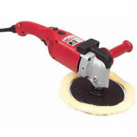 Milwaukee® 5540 Double Insulated Right Angle Polisher, 7 In Dia Pad, Bare Tool