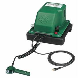 Greenlee® 975 Electric Hydraulic Power Pump, 3 Qt Reservoir Capacity, 1/2 Hp, 10000 Psi