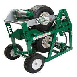Greenlee® 6810 Cable Feeder Assembly, 25000 Lb, 4 To 36 Ft/Min, 115 Vac, 250/500/750 Kcmil Feeding Cable Length