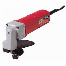 Milwaukee® 6805 Corded Double Insulated Electric Shear, 18 Ga Stainless Steel, 16 Ga Steel Cutting, 4000 SPM, 120 Vac/Vdc, 10-1/4 In OAL, Bare Tool
