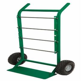 Greenlee® 9505 Movable Hand Truck Caddy, 28-1/4 In W X 48 In H