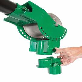 Greenlee® 610 Adapter Weldment, 5 In, For Use With Ultra Tugger® Ut8 Cable Puller And Mobile Versiboom™ II Cable Puller
