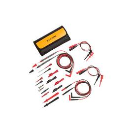 Fluke® Test Lead Kit, Deluxe Electronic, For Use With: Electrical Tester