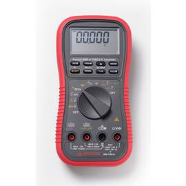 Amprobe® Digital Multimeter, Precision True RMS, 5 to 1000 VAC/VDC, 500 mVAC/mVDC, 500 to 5000 uA, 50 to 500 mA, 5 to 10 A, 5 Hz to 200 kHz, 500 Ohm, 5 to 500 kOhm, 5 to 50 MOhm, Safety Rating: CAT IV 600 V, CAT III 1000 V, 50 to 500 nF, 5 to 9999 uF, +/