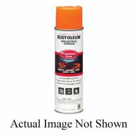INDUSTRIAL CHOICE® 247835 M1900 WATER BASED 360 DEG MARKING PAINT, 20 FL-OZ, LIQUID, FLUORESCENT ORANGE, 600 TO 700 LINEAR-FT