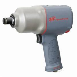 Ingersoll-Rand 2145Qimax 2145Qimax General Duty Standard Anvil Air Impact Wrench, Bare Tool, 3/4 In Drive, 200 To 1000 Ft-Lb, 32 CFM Full Load/8.5 CFM Average, 8-1/2 In OAL