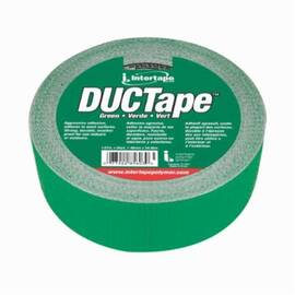 Intertape® 20C-Gr 2 Ac20Colors Utility Grade Duct Tape, 48 mm W X 54.8 M L, 9 Mil Thk, Green