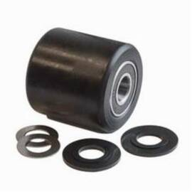 Jet® Pt2748L-080Bn Load Wheel, For Use With Pt-2748 Pallet Truck, Nylon, Black