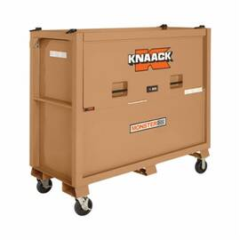 Knaack® Monster Box® 1000 Piano Box, 54-1/2 In X 30 In W X 66 In D, 48 Cu-Ft Storage, Steel