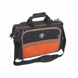 Tradesman Pro™ 554181914 Ultimate Electrician'S Bag, Polyester, Black