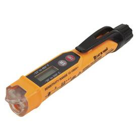 Klein® Ncvt-4Ir Non-Contact Voltage Tester With Infrared Thermometer, 1000 Vac Maximum Measurable Voltage