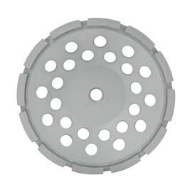 Lackmond® Sppgc4.5Sn High Frequency Welded Single Row Cup Wheel, 4-1/2 In Dia, 5/8-11, Wet/Dry