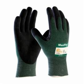 34-8743 Maxiflex Cut Nitrile Foam Palm & Fingers Cut Level 2 Glove