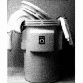 MELTBLOWN GPSK-55 GENERAL PURPOSE SPILL KIT, 55 GAL LEVER LOCK PLASTIC DRUM, FLUIDS ABSORBED: UNIVERSAL