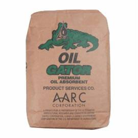 MELTBLOWN OG-30 ALL NATURAL OIL GATOR ABSORBENT, BAG, 14.63 GAL/BAG ABSORPTION CAPACITY, FLUIDS ABSORBED: OIL