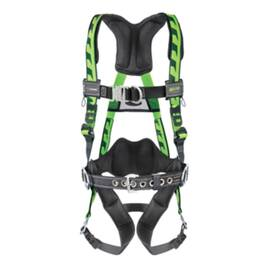 Miller® By Honeywell Acf-Tbug Aircore™ Adjustable Stretchable Harness