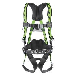 Miller® By Honeywell Ac-Qc-Bdp/Ugn Aircore™ Lightweight Unisex Harness