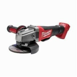 Milwaukee® 2780-20 M18™ Fuel™ Cordless Grinder, 4-1/2 In Dia Wheel, 5/8-11 Arbor/Shank, 18 Vdc, Lithium-Ion Battery, Paddle No-Lock Switch, Bare Tool