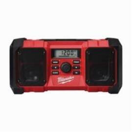 Milwaukee® 2890-20 M18™ Cordless Jobsite Radio, 18 V, Li-Ion Battery, Bare Tool