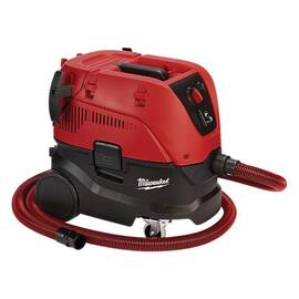 Milwaukee® 8960-20 Cordless Dust Extractor, 12 A, 8 Gal, 1.93 Hp