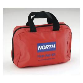 North® By Honeywell 018501-4221 Redi-Care™ Bulk Portable First Aid Kit, M, Nylon Case, 10 People Served