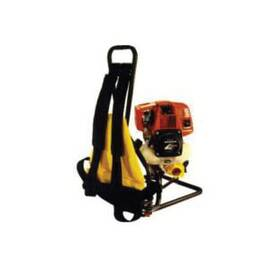 OZTEC Concrete Vibrator, Backpack Heavy Duty, 10000 to 12000 vpm, 1-1/2 in Head