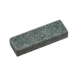 PFERD Dressing Stone, Small, 2-3/4 in Overall Length, 7/8 in Overall Width, 46 Grit, Fine Grade