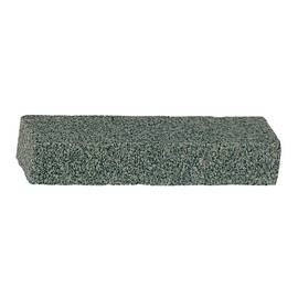 PFERD Dressing Stone, Large, 6 in Overall Length, 1 in Overall Width, 30 Grit, Coarse Grade, Silicon Carbide Abrasive, Vitrified Bond