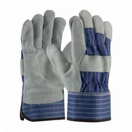 PIP® 82-7563 A/B-Grade Leather Palm Gloves