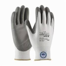 19-D322 Great White Dyneema Poly Palm Cut Level 3 Glove