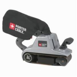 Porter-Cable® 362V Variable Speed Teasing Belt Sander, 4 In W X 24 In L, 120 Vac, Gray