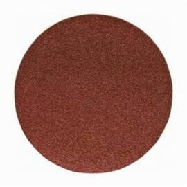 Porter-Cable® 725002225 Flexible Coated Abrasive Disc, 5 In Dia, No Hole, 220/Extra Fine, Aluminum Oxide Abrasive, Psa