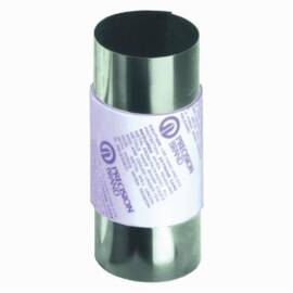 Precision Brand® 22400 Shim Stock, 50 In Roll L X 12 In W, 0.02 In Thk, 302 Full Hard Stainless Steel