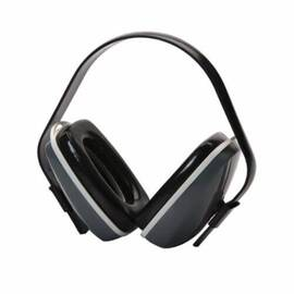 PYRAMEX® PM2010 EARMUFFS, 22 DB NOISE REDUCTION, GRAY, OVER THE HEAD BAND POSITION, ANSI S3.19