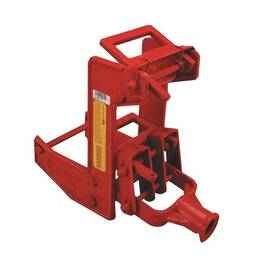 GUARDIAN FALL PROTECTION Qualcraft® Wall Jack, For Use With: 1 in OD Steel Pipes, Specifications: 1000 lb Capacity, Specifications Met: OSHA 1926 Subpart M/1910