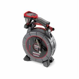 Ridgid® 33103 Seesnake® Microdrain™ D30 Pipe Inspection Camera Reel, 1 To 3 In Pipe