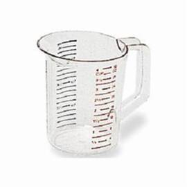 Rubbermaid® FG321600CLR Bouncer® Measuring Cup, 1 qt