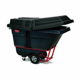 Rubbermaid® 1305 Rotomolded Standard Duty Tilt Truck