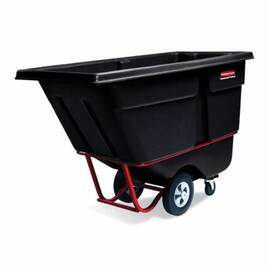 Rubbermaid® 1315 Durable Rotomolded Standard Duty Tilt Truck