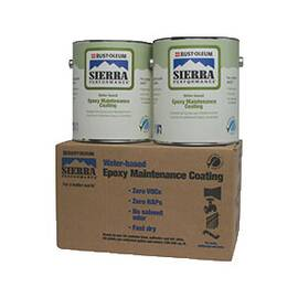 RUST-OLEUM® 248285 S60 SYSTEM 2-COMPONENT WATER BASED EPOXY MAINTENANCE COATING KIT, LIQUID FORM, STONE GRAY, 230 TO 340 SQ-FT/GAL COVERAGE