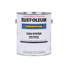 Rust-Oleum® 5200 System Water Based Dtm Acrylic Coating, Safety Green
