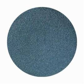 SAIT® 34112 Heavy Duty Coated Abrasive Disc, 5 In Dia, 60/Coarse, Zirconia Alumina Abrasive, Psa