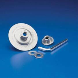 SAIT® 95000 Type 27 Reusable Adaptor Kit, For Use With 7 In And 9 In 5/8-11 Spindle Grinder Type 27 Wheel